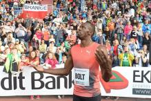Gatlin Confident Bolt Will Be Fit for Rio Olympics