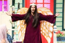 Varun Dhawan Completely Nails It As Taher Shah's Angel On Kapil Sharma's Show