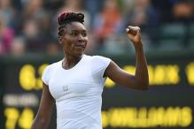 Venus Williams Reaches Wimbledon Quarterfinals