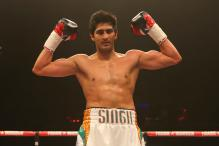 Twitter Salutes Vijender Singh After His WBO Asia Pacific Title Win