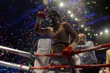 Title Clinched, Vijender Hints at Showdown With Amir Khan in India