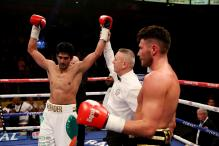 After Six Knockouts, Vijender Singh Ready For First Pro Title