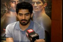 Kerry Hope My Biggest Test So Far, Says Vijender Singh