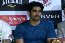 Vijender Singh Wins WBO Title