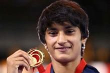 Asian Wrestling: Vinesh, Divya Follow Sakshi To Gold Medal Round