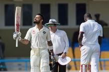 Richards Glad his 'Good Luck' Wish Worked for Kohli