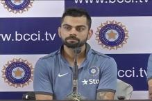 We Look Forward to DRS Introduction in Future: Virat Kohli