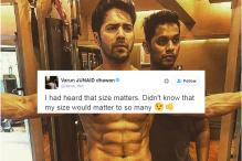 Varun Dhawan Has the Perfect Answer for Everyone Interested in His *Bulge*