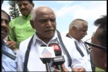 Yeddyurappa Demands CBI Probe in DySP Ganapathi Suicide Case