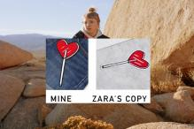 Zara is Stealing from an Indie Artist and Being a Bully About It