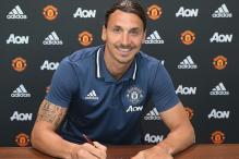 Manchester United New-Boy Zlatan Ibrahimovic to Miss China Tour