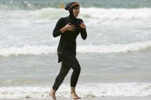 Third French Town to Ban the Body-covering Burkini Swimsuit