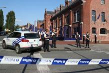 Two Belgian Police Hurt by Machete-Wielding Assailant Shouting 'Allahu Akbar'