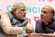 Praise for Rajnath, Barbs for PM Modi During Kashmir Debate