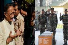 Khanduri, Hasnain in Race to Replace Vohra as JK Governor