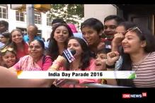 Watch: Indian Community Celebrates Independence Day in US