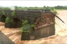 Colonial Bridge Collapses on Maharashtra-Goa Highway, 22 People Missing