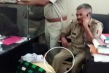 Man Goes To File FIR in UP Police Station, SHO Asks For Massage