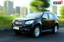 Chevrolet Trailblazer Interiors Reviewed in 360-Degree Video