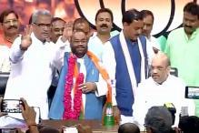 Swamy Prasad Maurya Joins BJP