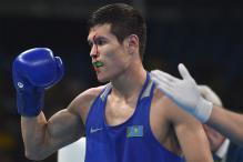 Rio 2016: Kazakhstan's Daniyar Yeleussinov Wins Welterweight Gold