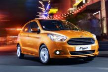 Ford Figo and Aspire Models Get Price Cuts of up to Rs 91,000