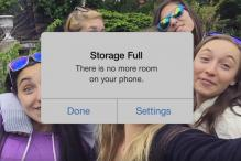Google Mocks Apple iPhone's Limited Storage in New Ad