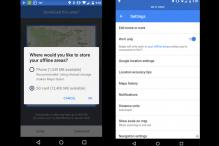 Google Maps Gets WiFi-Only Mode, Save to SD Card Feature