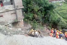 Two Die in Himachal House Collapse Due to Rain