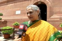 Everyone Free to Say What they Want: Jaya Bachchan on Azam Rape Remark
