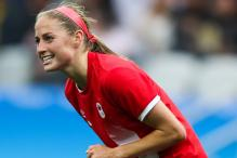 Fastest Goal in Women's Olympic Football: Canada off the mark in 19 sec