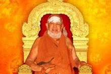 Jayendra Saraswati Unwell, Admitted to a Hospital in Vijayawada