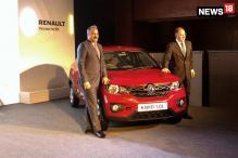 Renault Kwid SCe With 1.0-Litre Engine Launched at Rs 3.82 Lakhs