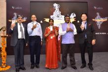 Ravi Shankar Prasad Inaugrates LeEco's Make in India Manufacturing Facility