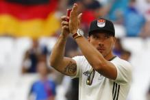 Germany's Lukas Podolski Ends International Career