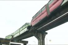 When Two Mumbai Monorail Trains Came Face-to-Face