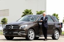 Mercedes-Benz Launches Petrol GLE 400 at Rs 74.9 Lakh