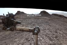 NASA Curiosity Rover Captures Murray Buttes on Mars in 360-Degree