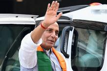 Rajnath Singh Begins his 2-Day Visit to Kashmir Today
