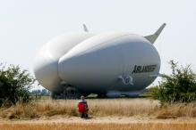 Airlander 10, World's Largest Airship, Crashes In England On Test Flight