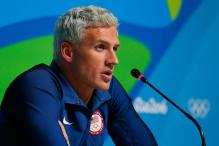 Swimmer Ryan Lochte Slapped With 10-month Suspension After Rio