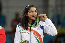 Sakshi Malik to be Awarded Rs 1 Crore by Delhi Government