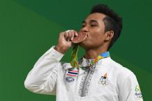Rio 2016: Thai Medalist's Grandmother Dies Celebrating Win