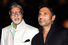 Suniel Shetty Marks His Twitter Debut With First Tweet To Amitabh Bachchan