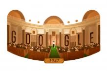 'Tryst With Destiny': Google Remembers Nehru's Speech on India's 70th Independence Day