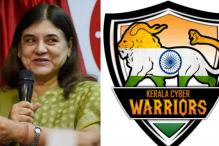 Maneka's People for Animals Website Hacked With 'Stray Dog Free India' Post