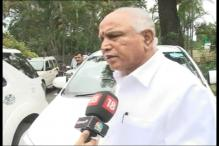 No Space For Anybody to Indulge in 'Anti-national' Activities: Yeddyurappa