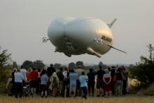 Airlander 10, World's Largest Aircraft, Finally Takes Off