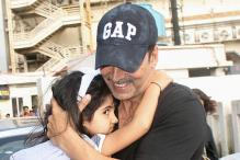 Akshay Kumar is Every Inch The Doting Dad as he Enjoys a Day Out With Daughter