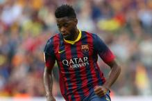 Barcelona Terminate Midfielder Alex Song's Contract